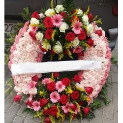 Corona de condolencia FR1
