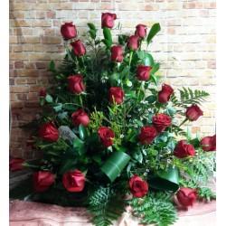 25 rosas , 25 años de amor