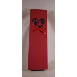 caja de rosas elegant